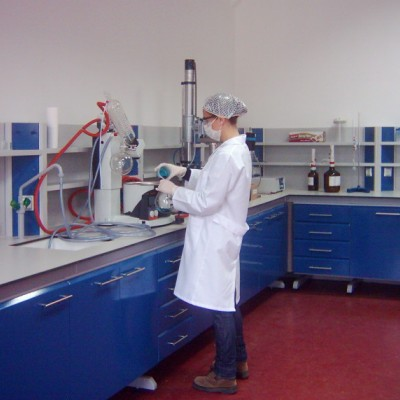 Nano Particle Synthesis Laboratory